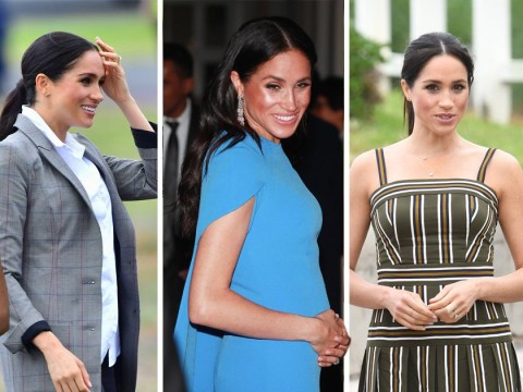 Every single outfit Meghan Markle has worn during two-week Australian royal tour with Prince Harry