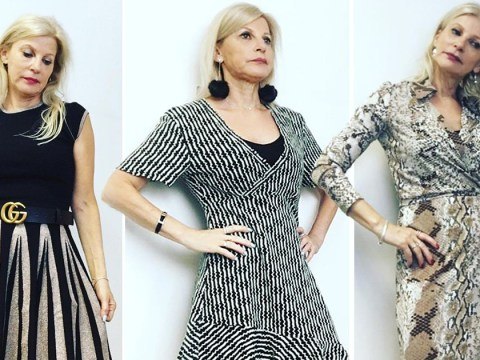 Lawyer becomes a model at 59 to show women are not disposable after they turn 30