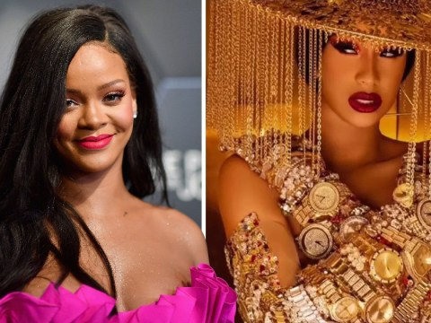 Rihanna called Cardi B's gloves 'most ghetto s**t'  she had ever seen