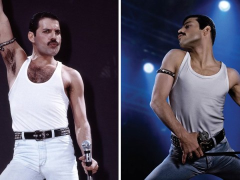 Bohemian Rhapsody cast vs their real life characters