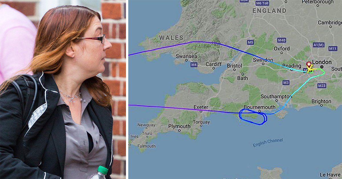 Woman 'got so drunk on plane she forced pilot to return to Heathrow'