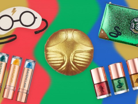 Boots launches Harry Potter make-up and cosmetics range