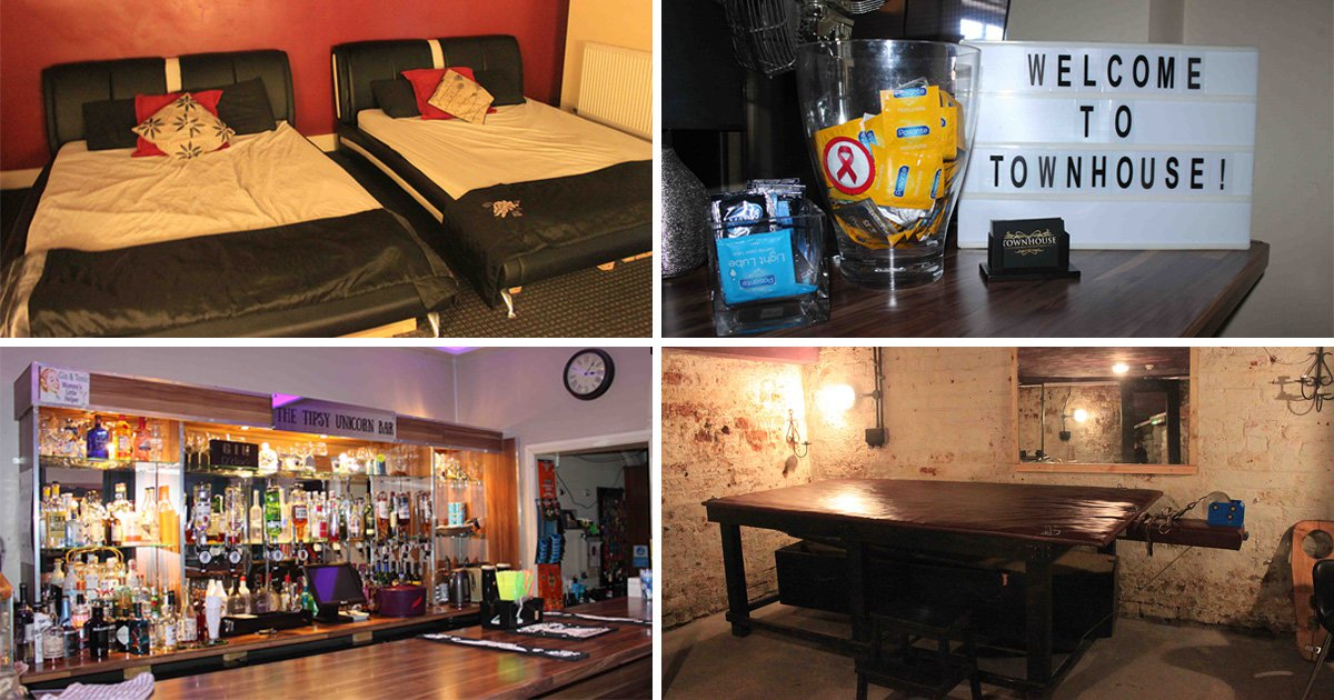 Secrets of a swingers club revealed with police, lawyers and judges joining as members