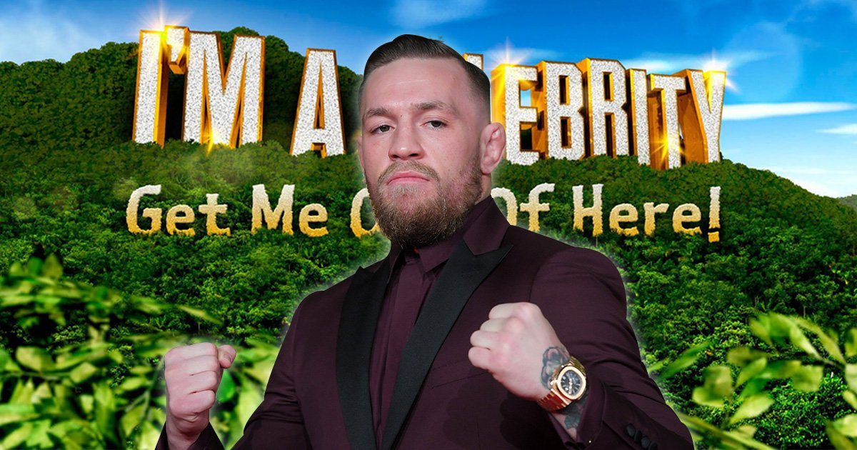 Conor McGregor tipped to join I'm A Celebrity 2018 line-up