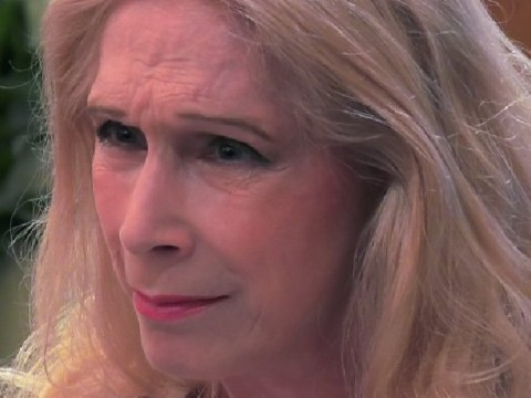 Lady Colin Campbell visibly uncomfortable as Jamaican accent is mocked on Celebrity First Dates