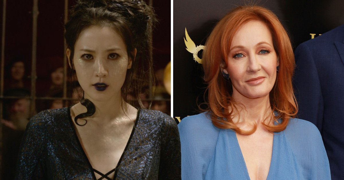 Fantastic Beasts: The Crimes Of Grindelwald star Claudia Kim addresses Nagini casting controversy