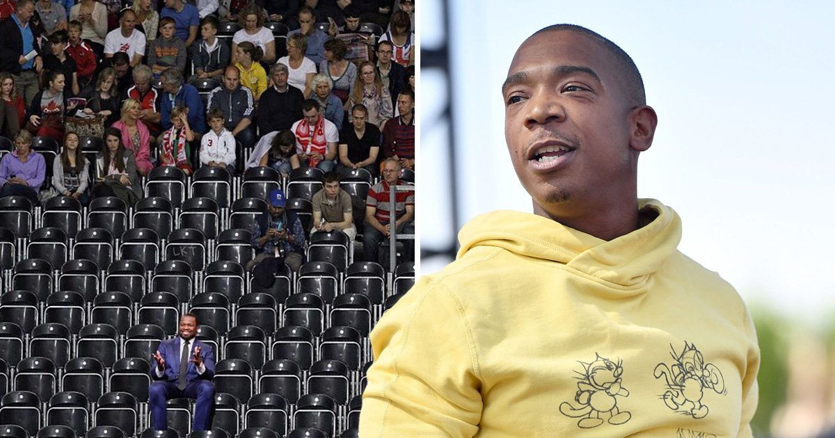 50 Cent takes feud to another level and buys 200 front row Ja Rule tickets so seats would be empty