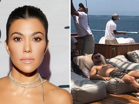 Scott Disick joins ex-girlfriend Kourtney Kardashian on sun-kissed Bali holiday