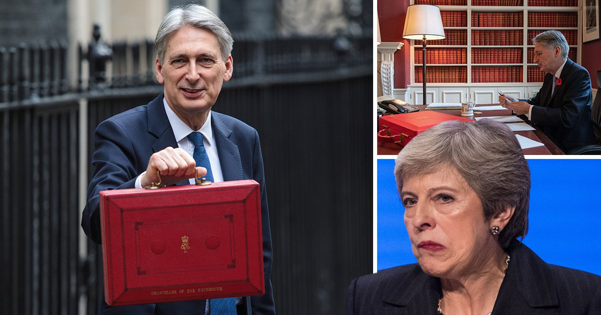 Budget 2018: What to look out for as Chancellor Philip Hammond sets out his economic plan today
