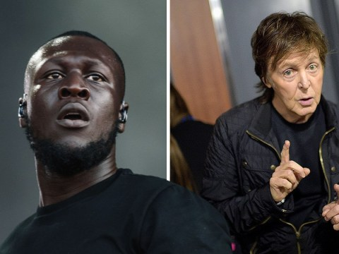 Stormzy reflects on 'incredible' piano lesson from 'OG' Sir Paul McCartney
