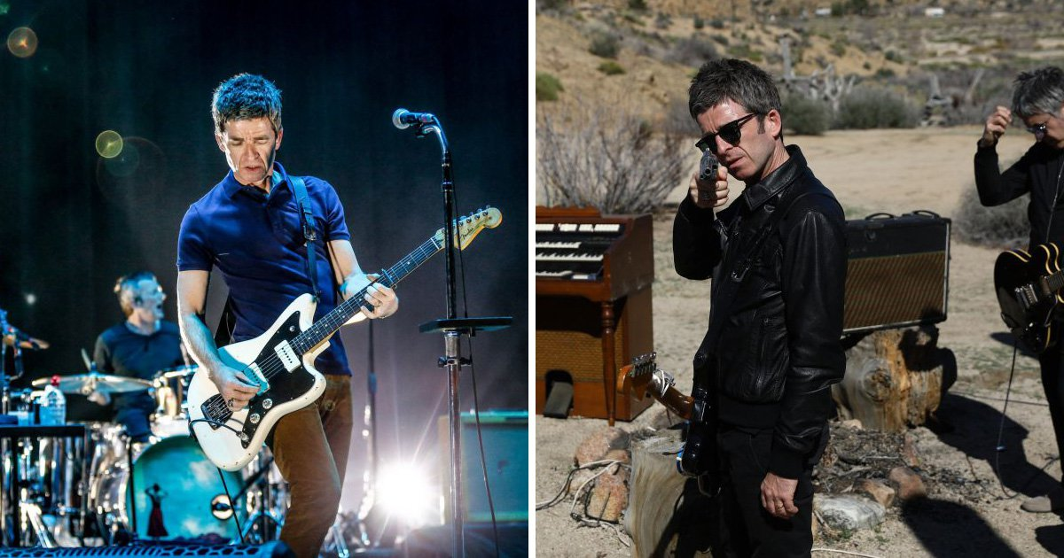 Noel Gallagher gives candid look at life on the road in new never-before-seen images
