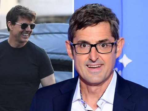 Louis Theroux wants to make a documentary about Tom Cruise and now it needs to happen