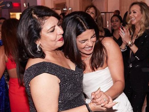 Priyanka Chopra's bridal shower is about as far from L-plates as you can get as she parties with Lupita Nyong'o