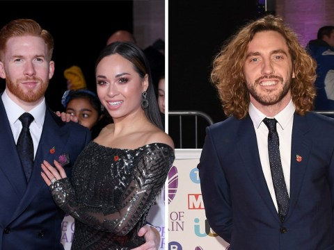 Strictly's Neil Jones denies he's gay after Seann Walsh sexuality jibe