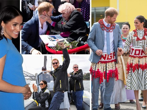 All the highlights of Meghan and Harry's marathon Commonwealth tour