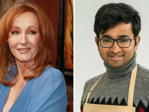 Bake Off winner Rahul Mandal chuffed to be backed for PM by J.K. Rowling: 'That was absolutely magic to read!'