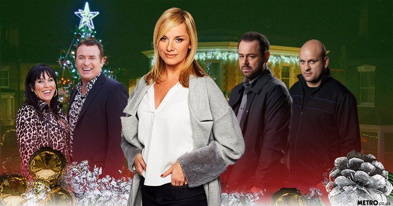 (for tomorrow so no immediate rush) EastEnders Christmas preview