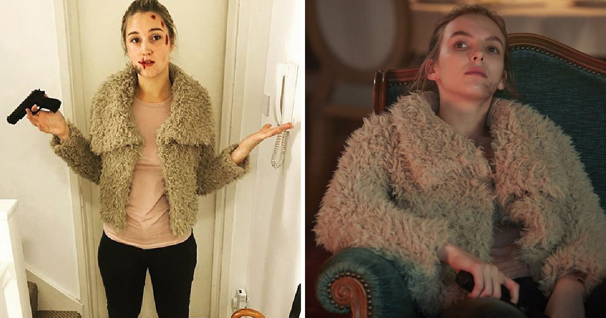 Killing Eve's fashion-loving assassin Villanelle spawns incredible Halloween costumes