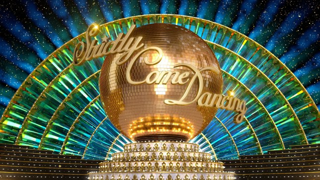 Strictly Come Dancing 2018 logo