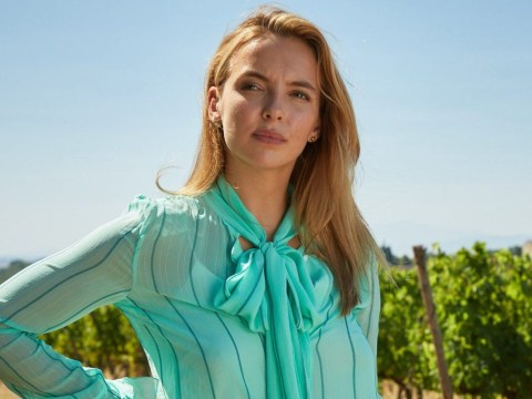 Jodie Comer doesn't get approached by men since playing Killing Eve's Villanelle