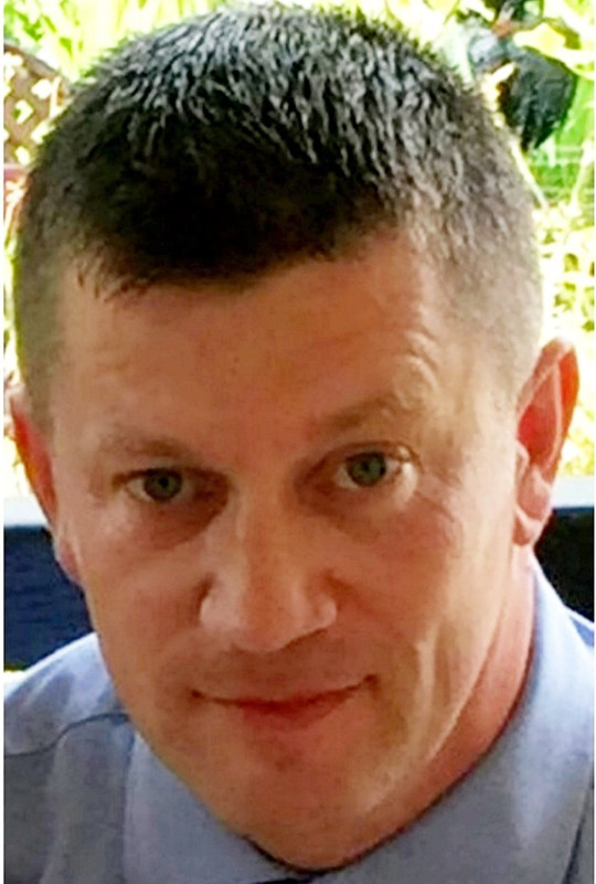 """PC Keith Palmer. Lives were torn apart """"by 82 seconds of high and terrible drama"""" in the Westminster terror attack, an inquest has heard as police said PC Keith Palmer paid the """"ultimate sacrifice"""" during the rampage. Four members of the public and Pc Keith Palmer died on March 22 last year during a rampage by Khalid Masood. In that time, Masood, 52, drove into pedestrians on Westminster Bridge, killing American tourist Kurt Cochran, 54, retired window cleaner Leslie Rhodes, 75, Aysha Frade, 44, and Romanian tourist Andreea Cristea, 31. He then stabbed PC Palmer who was on guard at the Palace of Westminster. On Monday, Chief Coroner Mark Lucraft QC began the inquests into the victims' deaths in Court One of the Old Bailey."""
