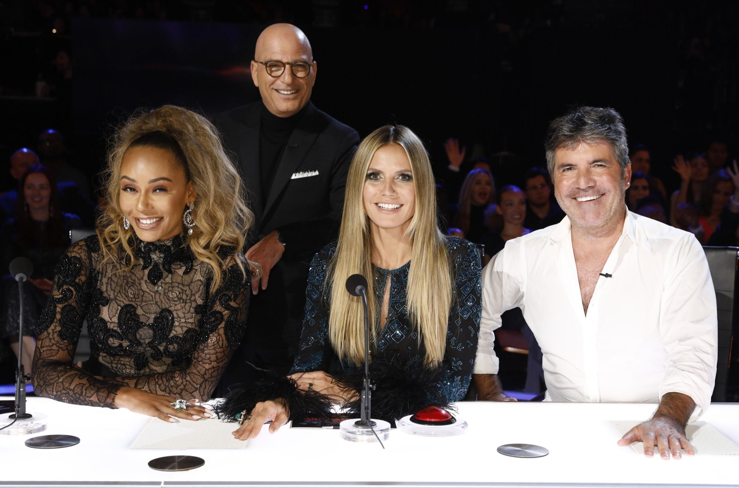America's Got Talent's Heidi Klum explains rules of The Champions as Susan Boyle prepares for comeback