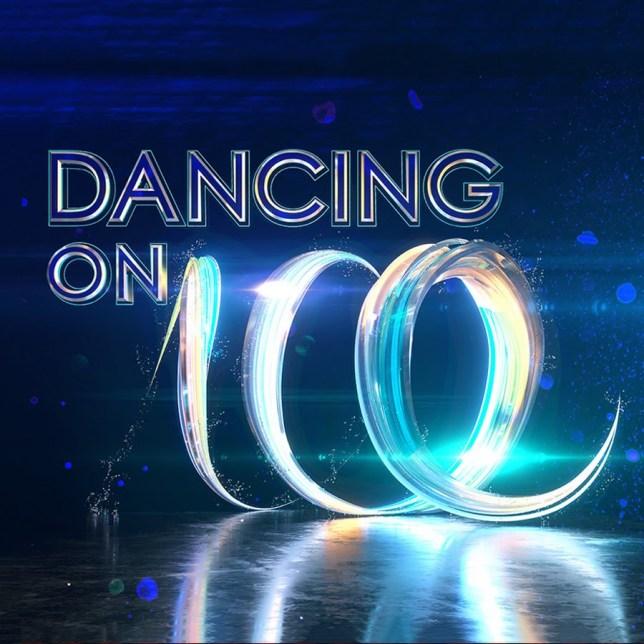 dancing on ice logo ITV