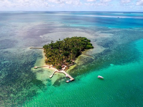 A private tropical island in Fiji is selling for £4.6 million
