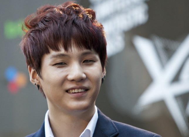 Who is BTS member Suga – age, height, brother and is he