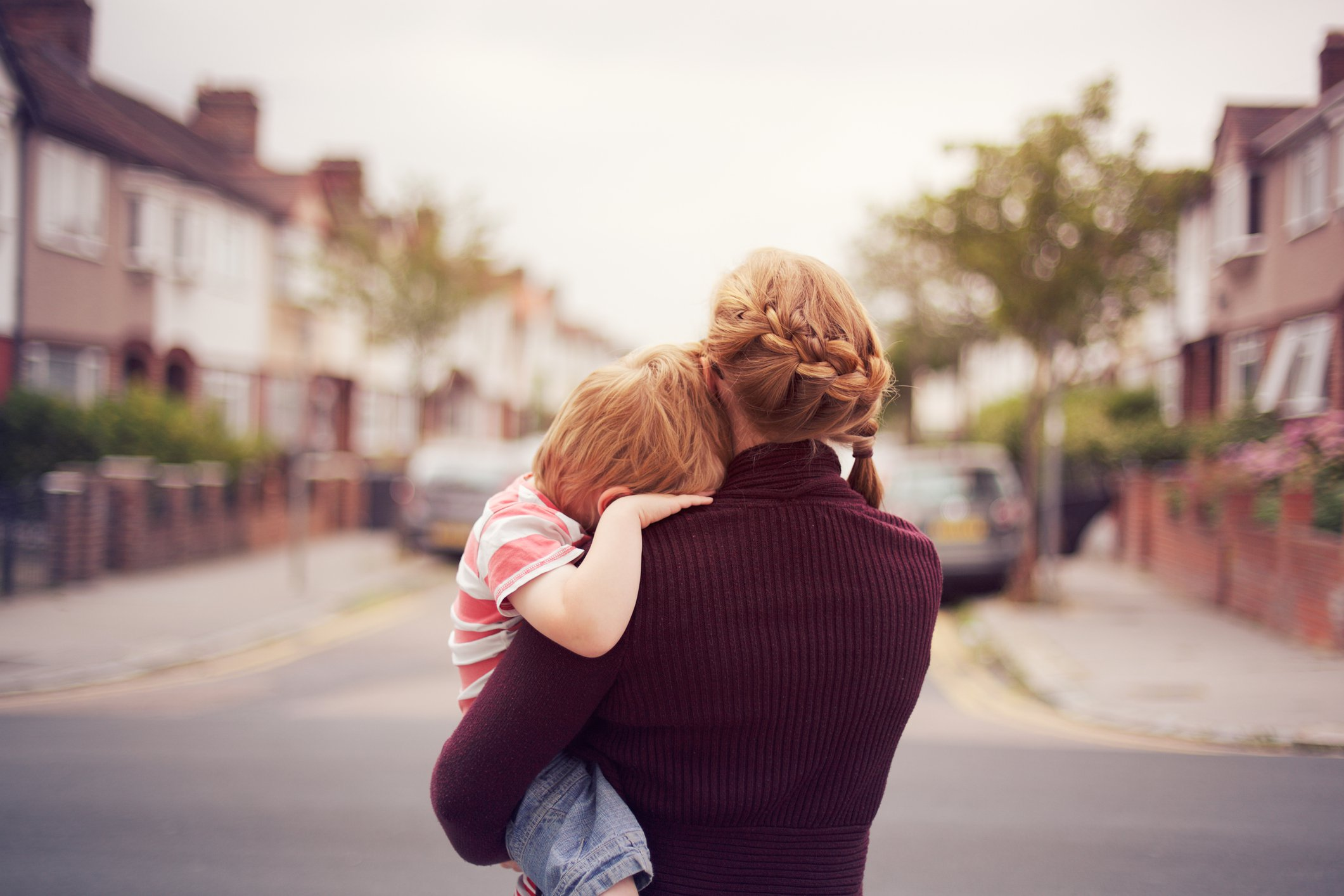 A single mum is offering a free room to other single mums getty