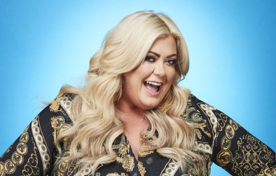 From ITV Studios Dancing On Ice: SR11 on ITV Pictured: Gemma Collins. This photograph is (C) ITV Plc and can only be reproduced for editorial purposes directly in connection with the programme or event mentioned above, or ITV plc. Once made available by ITV plc Picture Desk, this photograph can be reproduced once only up until the transmission [TX] date and no reproduction fee will be charged. Any subsequent usage may incur a fee. This photograph must not be manipulated [excluding basic cropping] in a manner which alters the visual appearance of the person photographed deemed detrimental or inappropriate by ITV plc Picture Desk. This photograph must not be syndicated to any other company, publication or website, or permanently archived, without the express written permission of ITV Picture Desk. Full Terms and conditions are available on the website www.itv.com/presscentre/itvpictures/terms For further information please contact: james.hilder@itv.com / 0207 157 3052