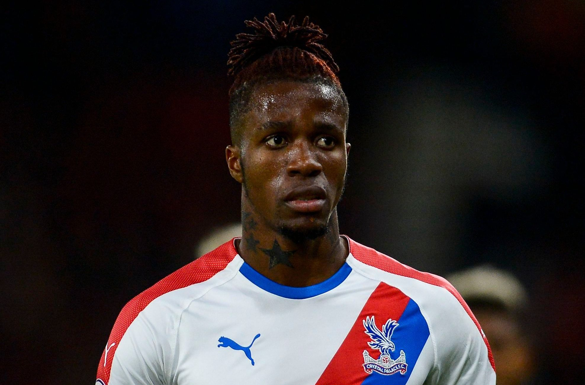 Wilfried Zaha snubs Crystal Palace fans by storming down tunnel after Bournemouth defeat
