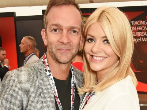 Holly Willoughby shares sweet throwback with husband Dan Baldwin to celebrate 12-year wedding anniversary