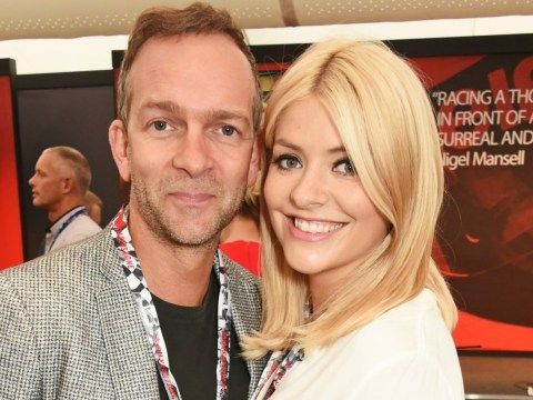 Holly Willoughby thinks it's 'rubbish' she'll be separated from husband Dan Baldwin as she films I'm A Celeb