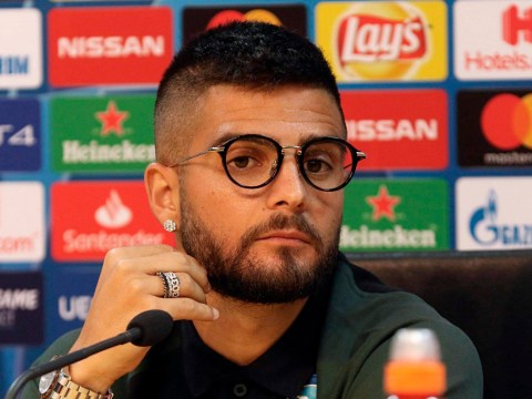 Lorenzo Insigne claims Roberto Firmino is more dangerous than Mohamed Salah ahead of Liverpool's clash with Napoli