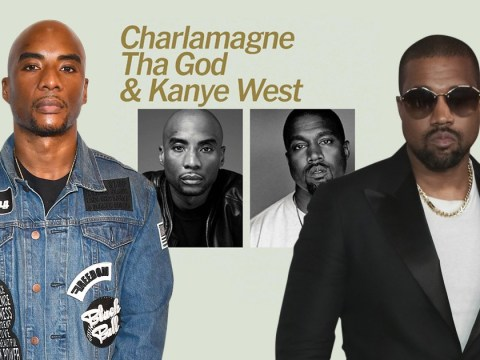 Kanye West to talk mental health and therapy with Charlamagne Thagod