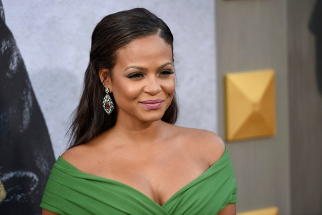 """FILE - In this May 8, 2017 file photo, Christina Milian arrives at the world premiere of """"King Arthur: Legend of the Sword"""" at the TCL Chinese Theatre in Los Angeles. Los Angeles police have arrested four people they say targeted celebrity homes for burglary, including those of Milian, Rihanna, Dodgers star Yasiel Puig and Rams wide receiver Robert Woods. At a news conference in Los Angeles Tuesday, Oct. 2, 2018, police displayed recovered items they believe were stolen, including expensive watches, handbags, jewelry and cellphones. (Photo by Chris Pizzello/Invision/AP, File)"""