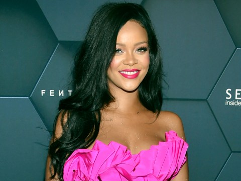 Rihanna registers two dancehall songs after teasing R9 album recording sessions