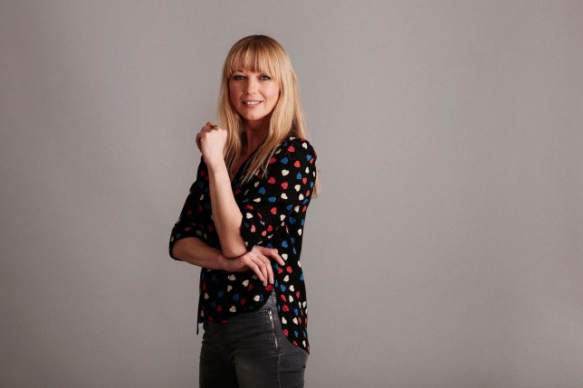Programme Name: Radio 2 Presenters 2018 - TX: n/a - Episode: Radio 2 Presenters 2018 (No. n/a) - Picture Shows: Sara Cox - (C) BBC - Photographer: Leigh Keily