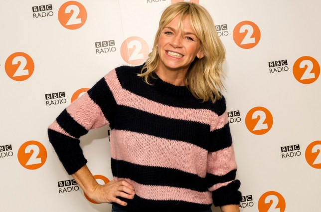Zoe Ball Having Anxiety Dreams Ahead Of First Day On Bbc Radio 2 Metro News