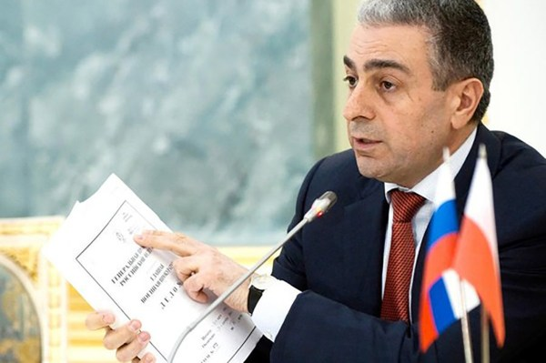 Saak Karapetyan, Deputy General Prosecutor was killed in the crash