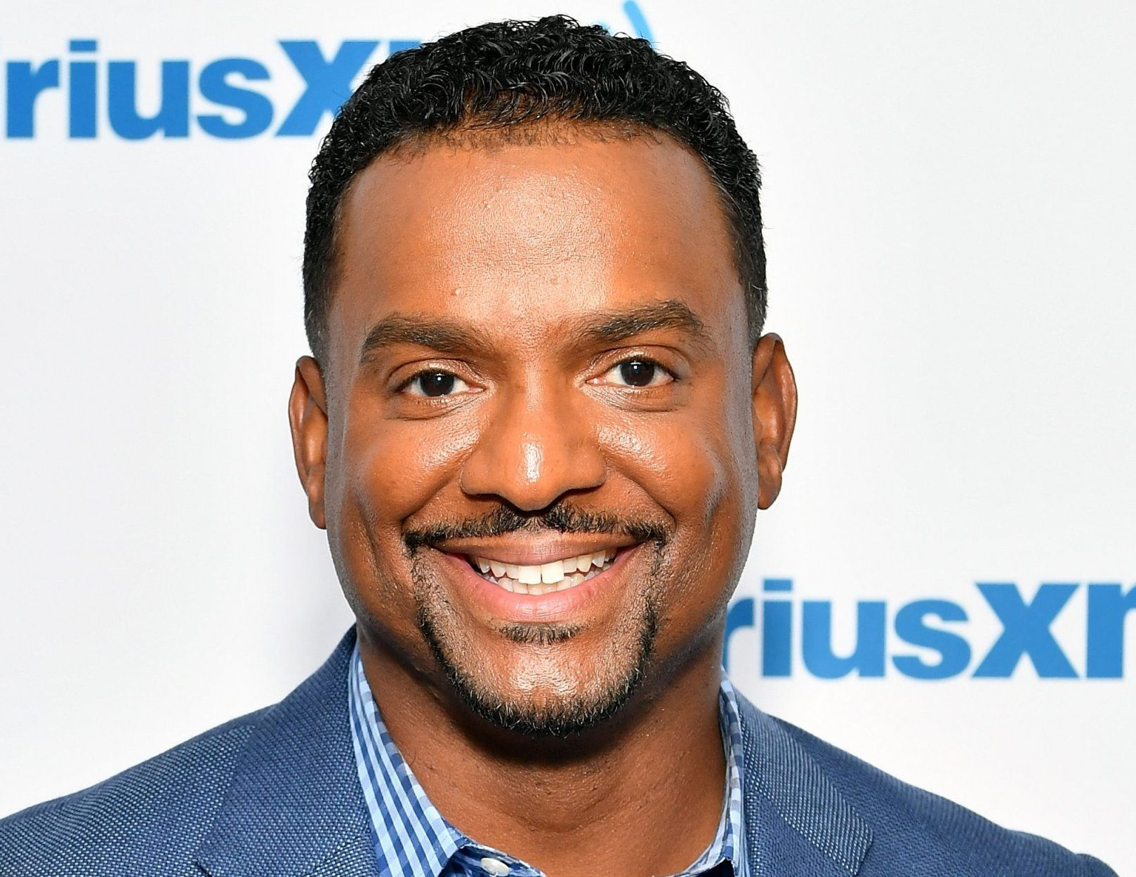 NEW YORK, NY - OCTOBER 04: (EXCLUSIVE COVERAGE) Actor/comedian Alfonso Ribeiro visits SiriusXM Studios on October 4, 2018 in New York City. (Photo by Slaven Vlasic/Getty Images)