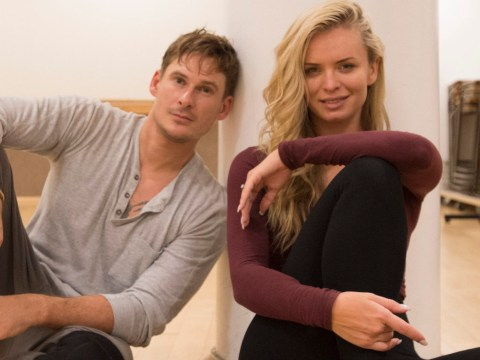 Lee Ryan heads Back to the Future as he's eliminated from Strictly Come Dancing