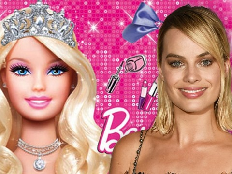 Margot Robbie might be a real life doll as actress is 'in talks' for live-action Barbie movie