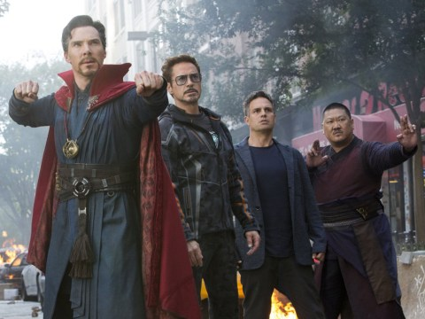 Tony Stark teased the Avengers Endgame title before Doctor Strange in Infinity War