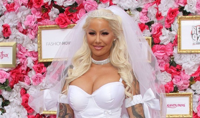 2018 Amber Rose Slut Walk - Los Angeles. 06 Oct 2018 Pictured: Amber Rose. Photo credit: Jaxon / MEGA TheMegaAgency.com +1 888 505 6342