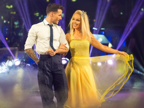 Katie Piper admits Strictly couples can get 'intimate' and she was 'embarrassed' to get so close to Gorka Marquez