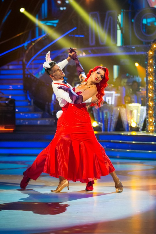 Ex Strictly pro Kristina Rihanoff accuses show of ripping