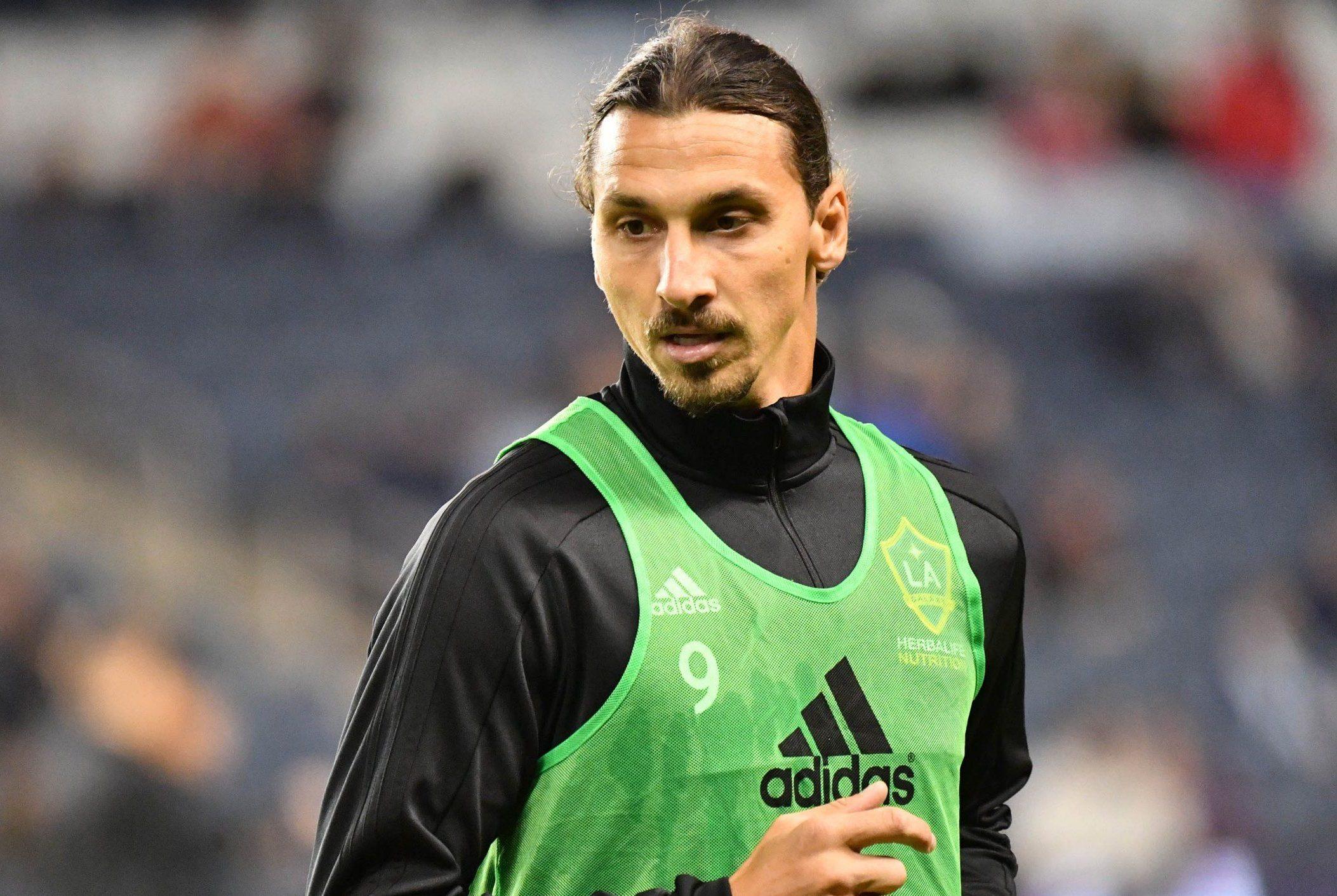 Jose Mourinho insists Zlatan Ibrahimovic will not return to Manchester United on loan