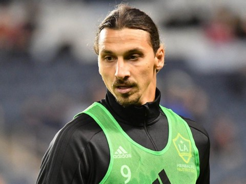 Jose Mourinho insists Zlatan Ibrahimovic will not return to Manchester United on loan